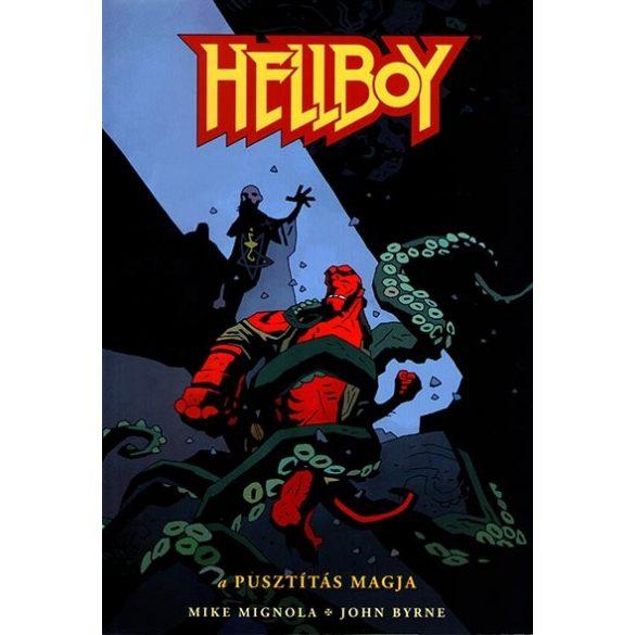 Hellboy 1 - A pusztítás magja