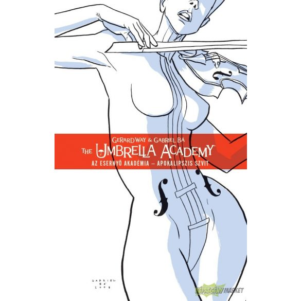 The Umbrella Academy /Az Esernyő akadémia 1 - Apokalipszis szvit