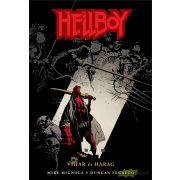 Hellboy 7 - Vihar és Harag