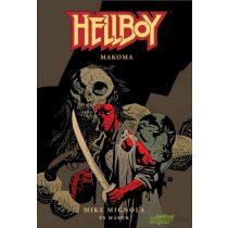 Hellboy rövid történetek 4. - Makoma