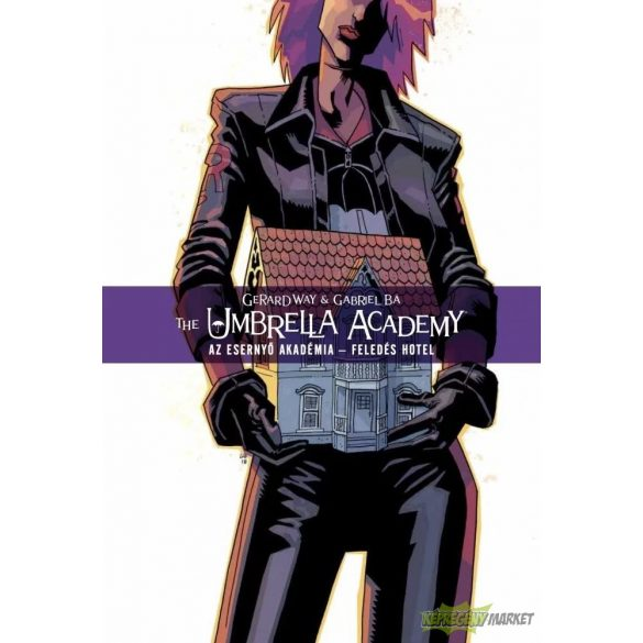 The Umbrella Academy 3 - Feledés Hotel