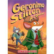 Geronimo Stiltonn - A riporter 3. - Színjáték az egész