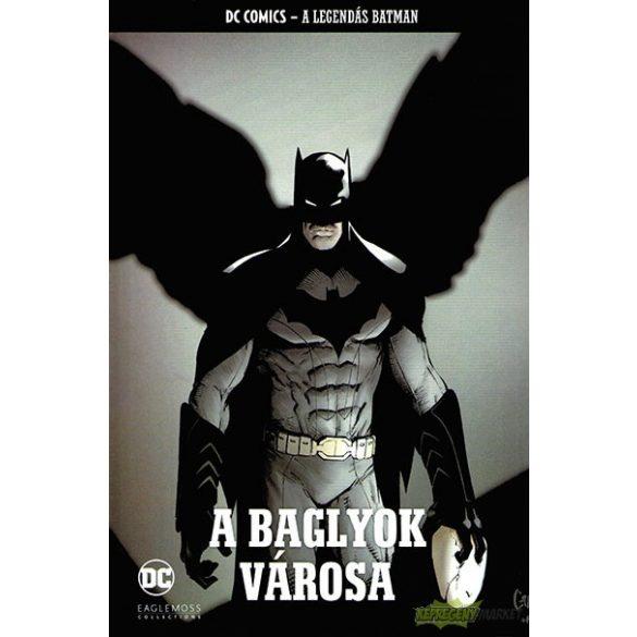 Batman sorozat 7.kötet - A Baglyok városa