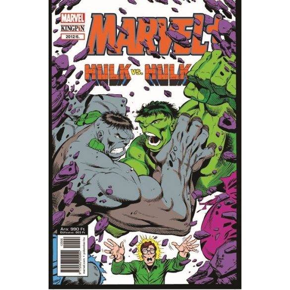 Marvel+ 6. - Hulk vs Hulk