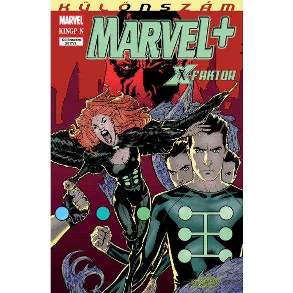 Marvel+ különszám 2017/3