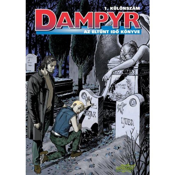 Dampyr különszám 1. - Az eltűnt idő könyve
