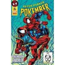 Peter Parker Pókember 41