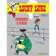 Lucky Luke 22. - Szögesdrót a prérin